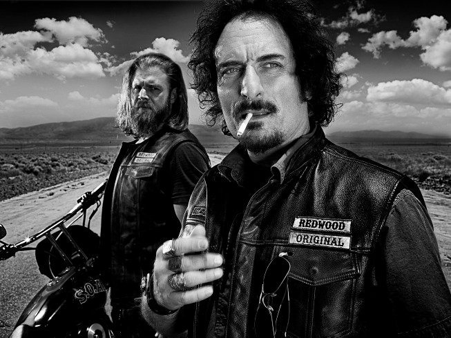 Sons Of Anarchy (2008~2014,Kurt Sutter) Opie-and-tig-soa